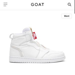 Nike air Jordan high tops